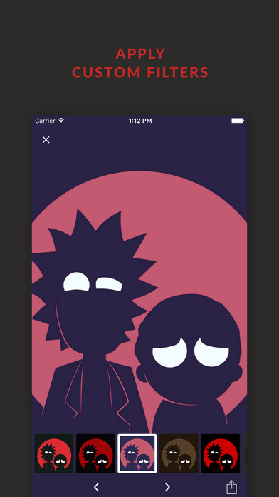 rick and morty iphone clipart #15