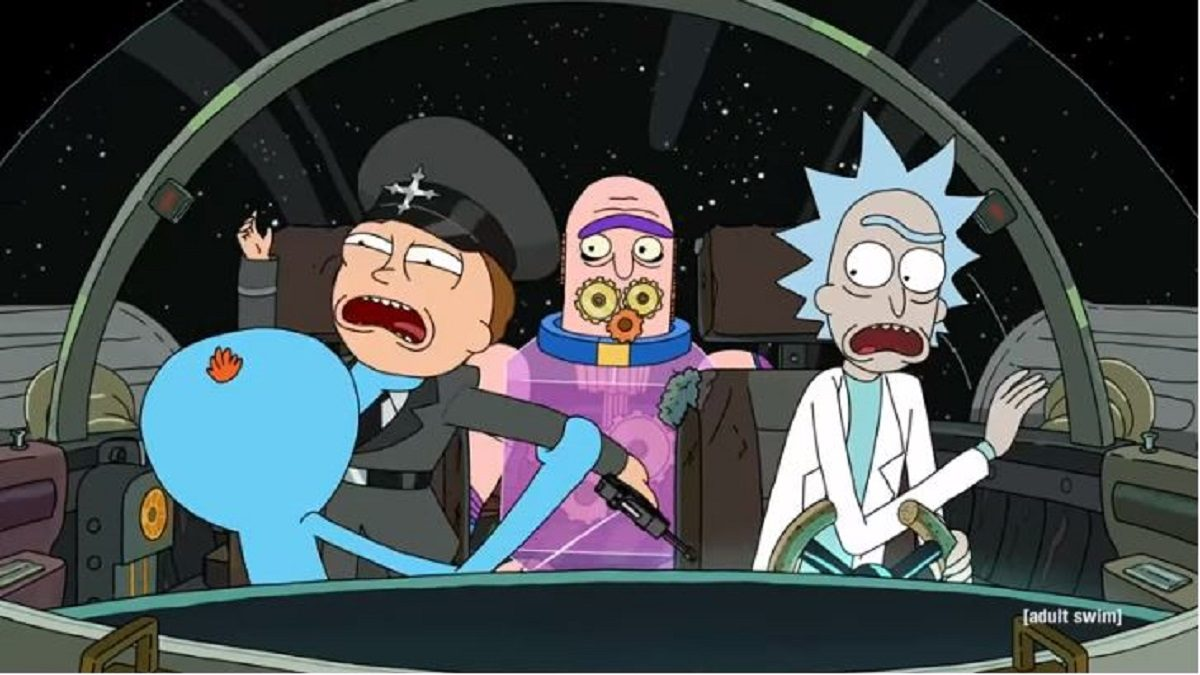 Rick and Morty\