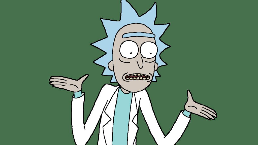 Rick Sanchez Rick and Morty transparent PNG.
