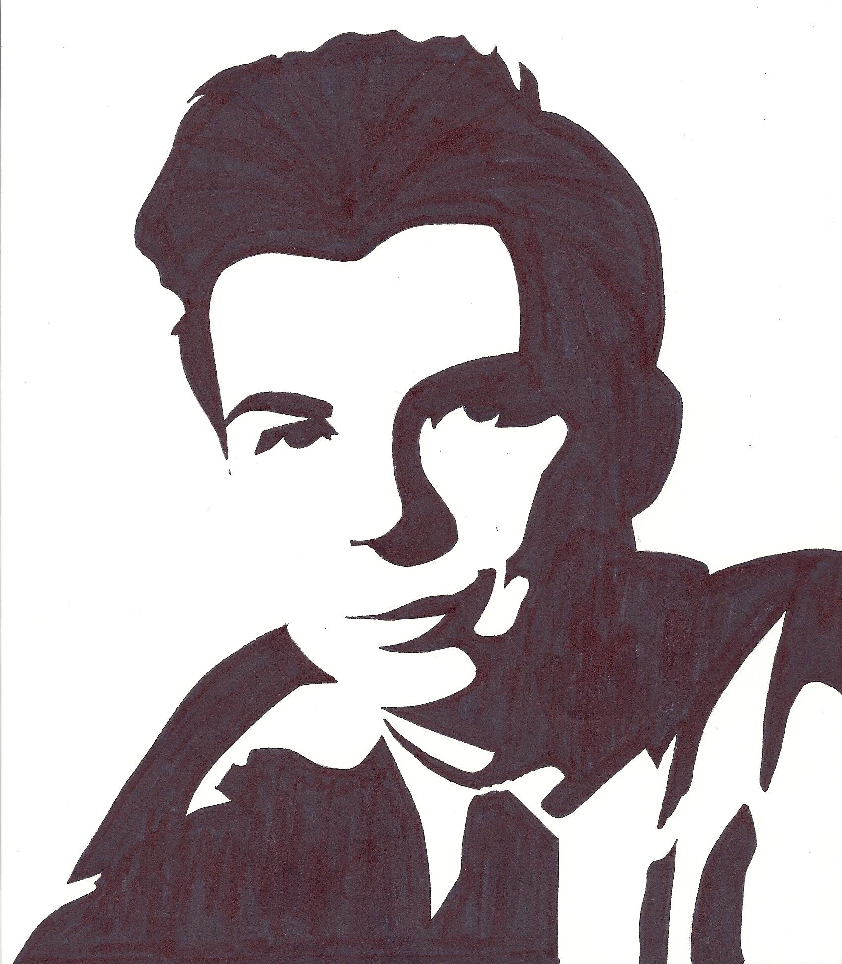 Rick Astley Poster.