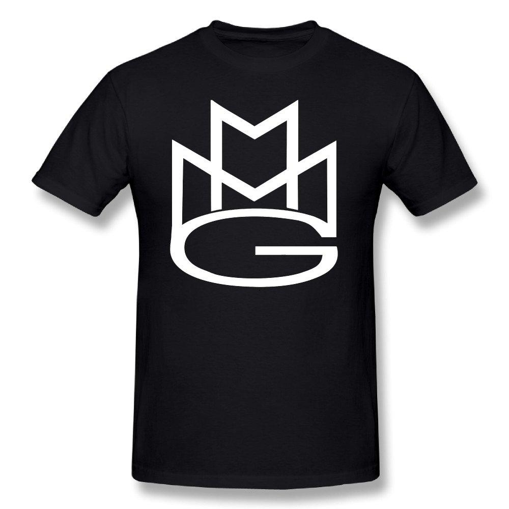 Amazon.com: Aly Rick Ross X Meek Mill Logo Graphic T Shirt.