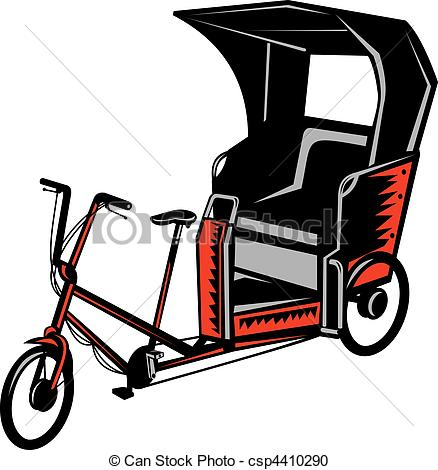 Rickshaw Illustrations and Clipart. 527 Rickshaw royalty free.