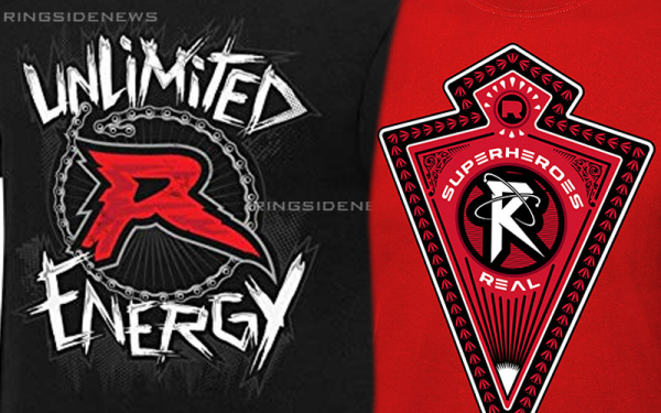 Fans Call Out WWE For Using Ryback\'s Logo On Ricochet\'s Merch.