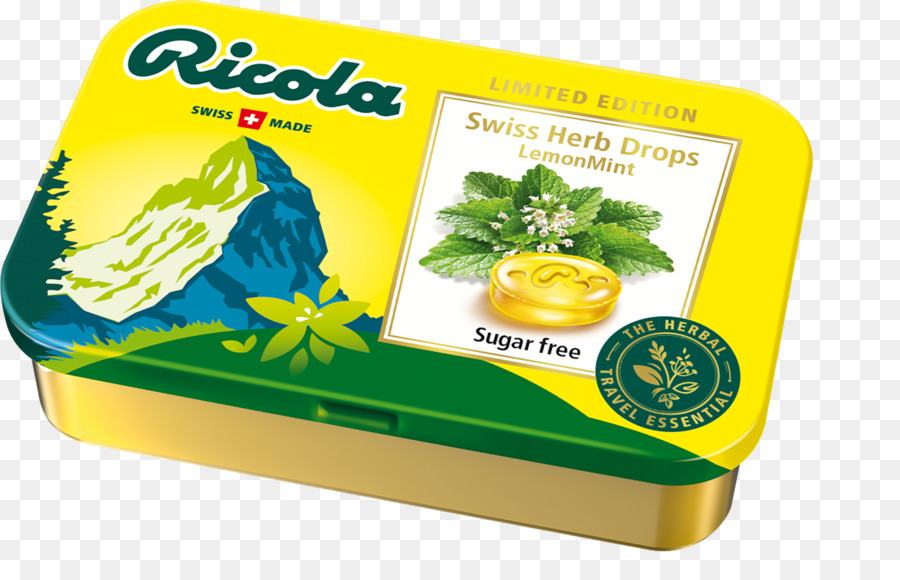 Ricola Swiss cuisine Herb Throat lozenge Werther\'s Original.