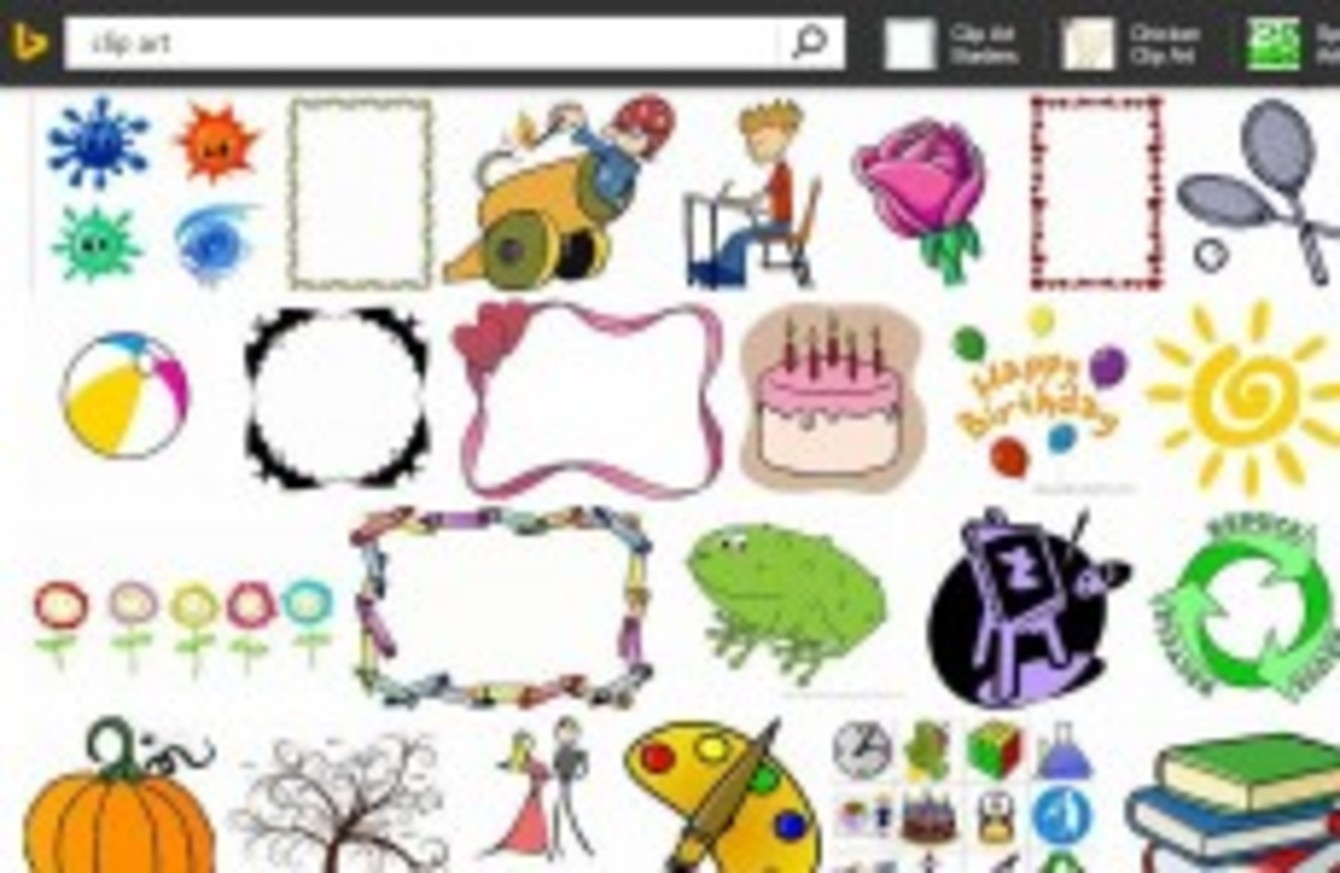 Bad news everyone! Microsoft is getting rid of Clip Art once and.