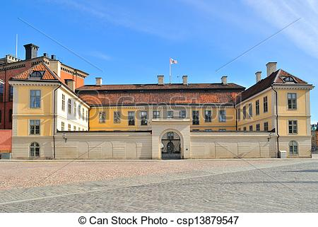 Stock Photo of Stockholm, Riddarholmen.