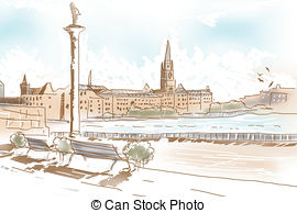 Riddarholmen Illustrations and Clip Art. 12 Riddarholmen royalty.