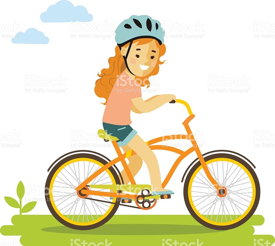 Download ride a bike clipart Bicycle Clip art.