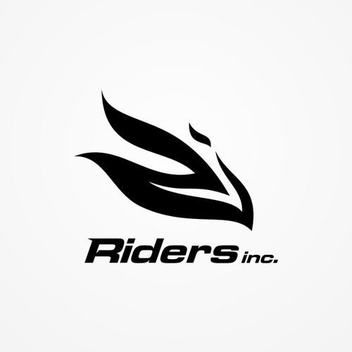 logo for Riders Inc.