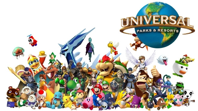 Universal Studios Japan to Spend 40 Billion Yen for Nintendo.