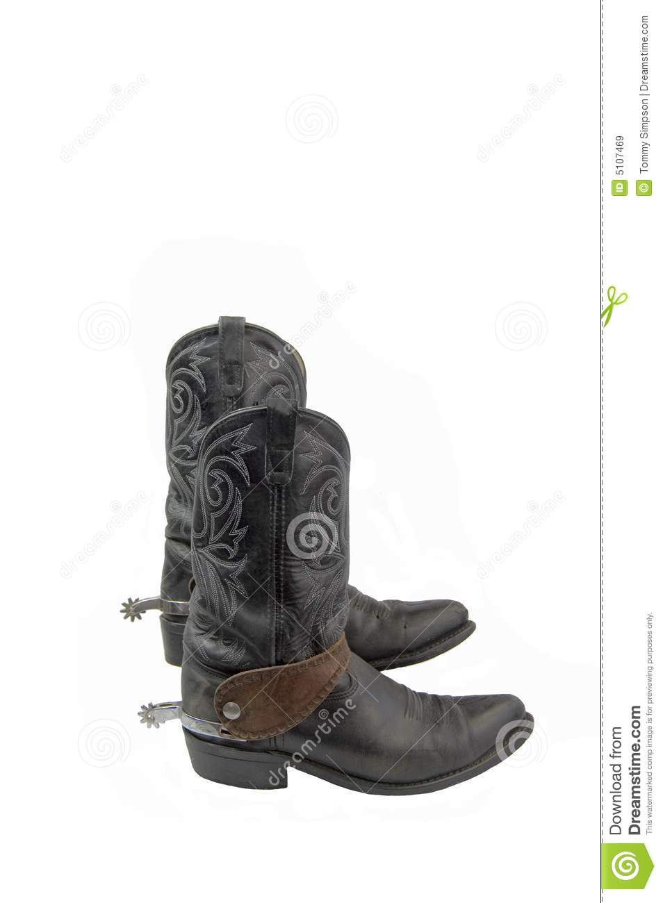 Related Keywords & Suggestions for Cowboy Boot With Spurs Clipart.
