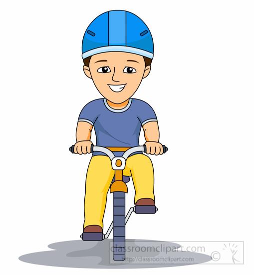 Bicycle Helmet Clipart.