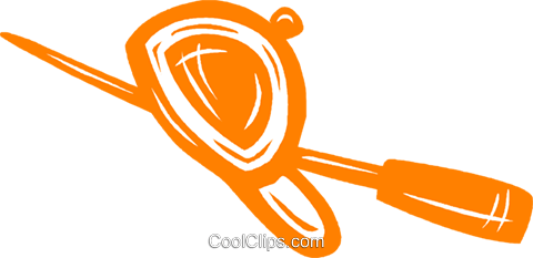 equestrian hat and riding crop Royalty Free Vector Clip Art.