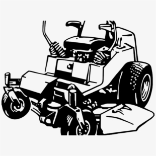Free Riding Lawn Mower Clipart Cliparts, Silhouettes.
