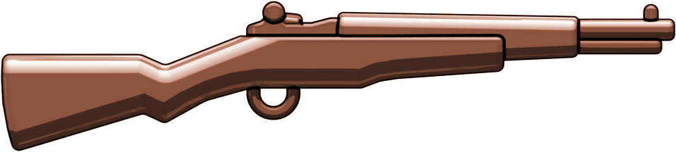Citizen Brick — BrickArms M1 Garand Rifle.
