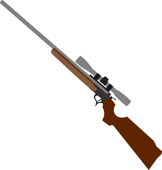 Free vector graphic: Weapon, Rifle, Gun.