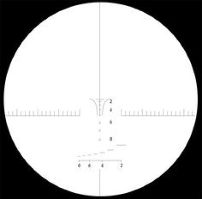 Download Free png Regular Sniper Scope Reticle MW3.png (1920.