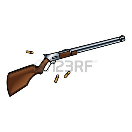 15,805 Rifle Stock Vector Illustration And Royalty Free Rifle Clipart.