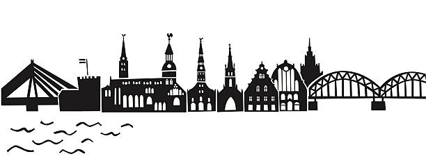 Riga Clip Art, Vector Images & Illustrations.