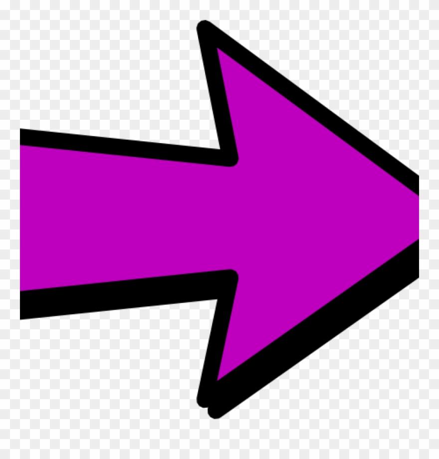 Right Arrow Clip Art Purple At Clker Vector Online.