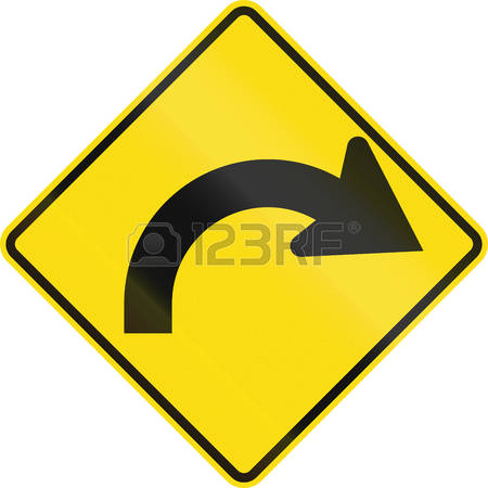6,199 Right Curve Stock Vector Illustration And Royalty Free Right.