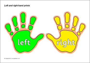 Right hand clipart.