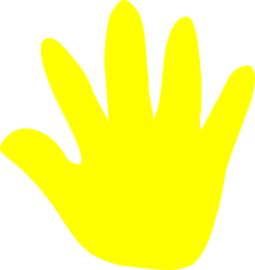 Clip Art Right Hand Clipart.