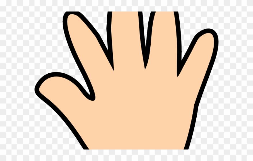Finger Clipart Left Right Hand.