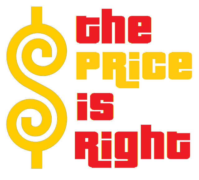 Price Is Right Logo Vector at GetDrawings.com.