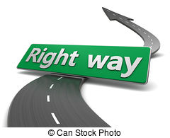 Right way Illustrations and Stock Art. 6,689 Right way.