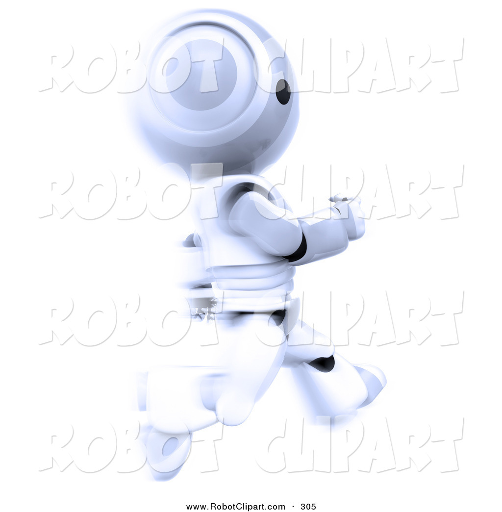 Royalty Free Android Stock Robot Designs.