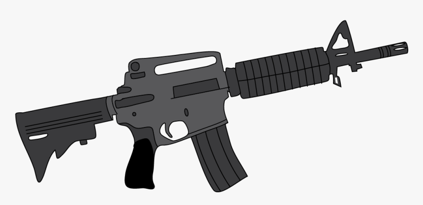 Transparent Right To Bear Arms Clipart.