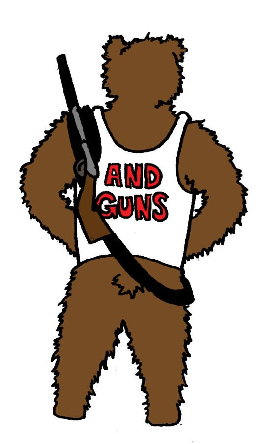 Right To Bear Arms Clipart.