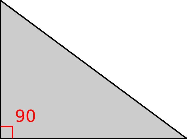 Right Triangle Clip Art at Clker.com.