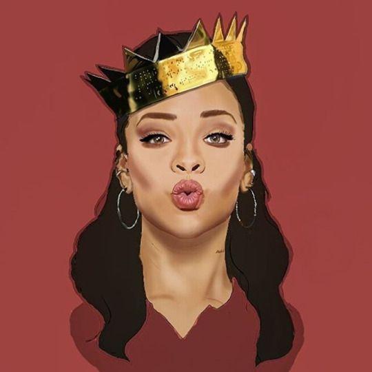 Rihanna clipart 2 » Clipart Portal.