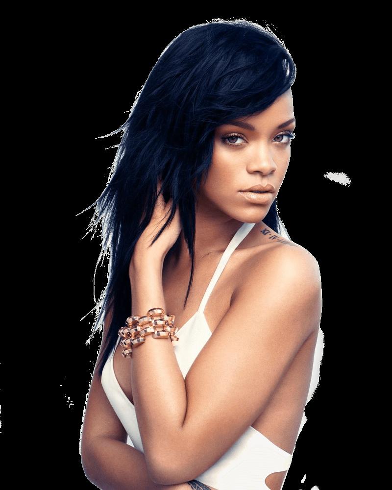 75+ Rihanna Clipart.
