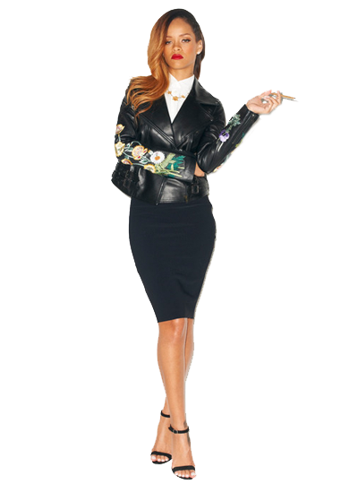 Rihanna PNG Images Transparent Free Download.