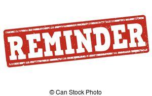 Reminder clip art images free clipart images.