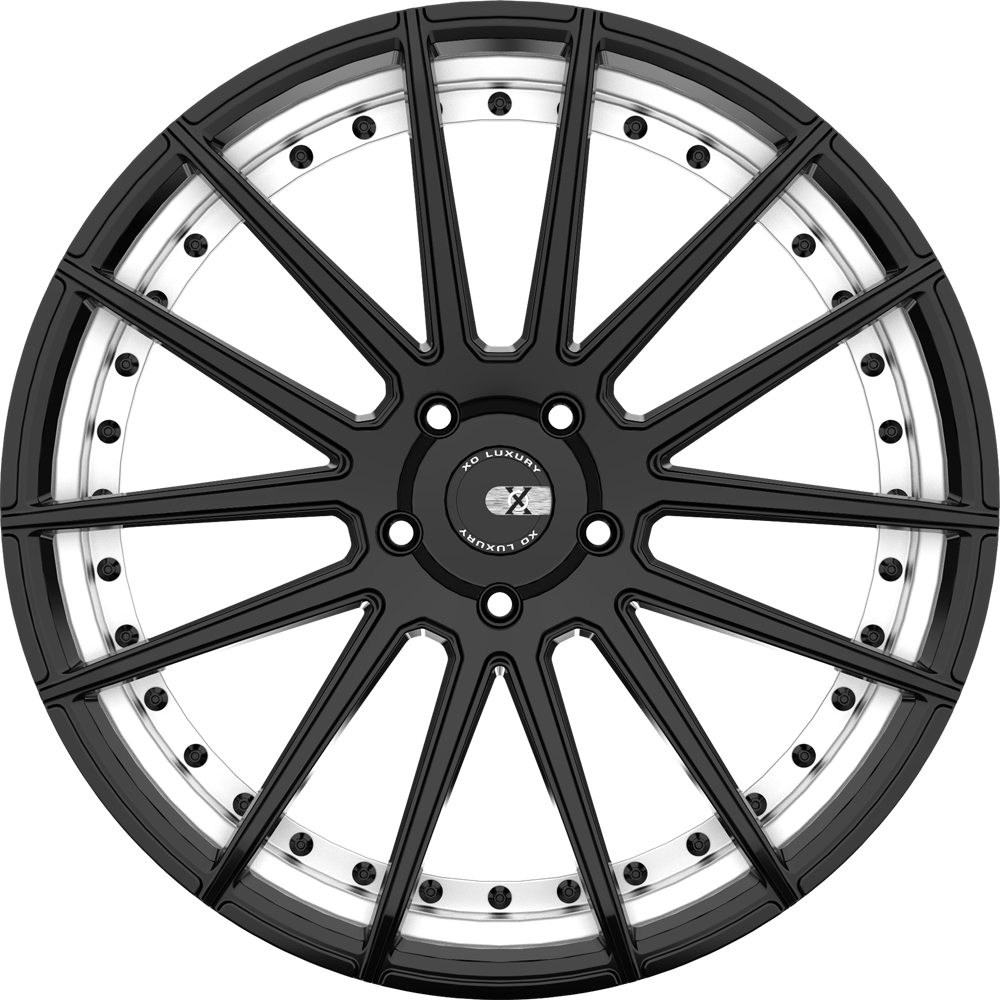 Car Wheel PNG image.