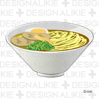 Ramen|Pictures of clipart and graphic design and illustration.