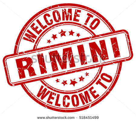 Rimini Stock Photos, Royalty.
