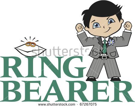 Ring Bearer Stock Images, Royalty.