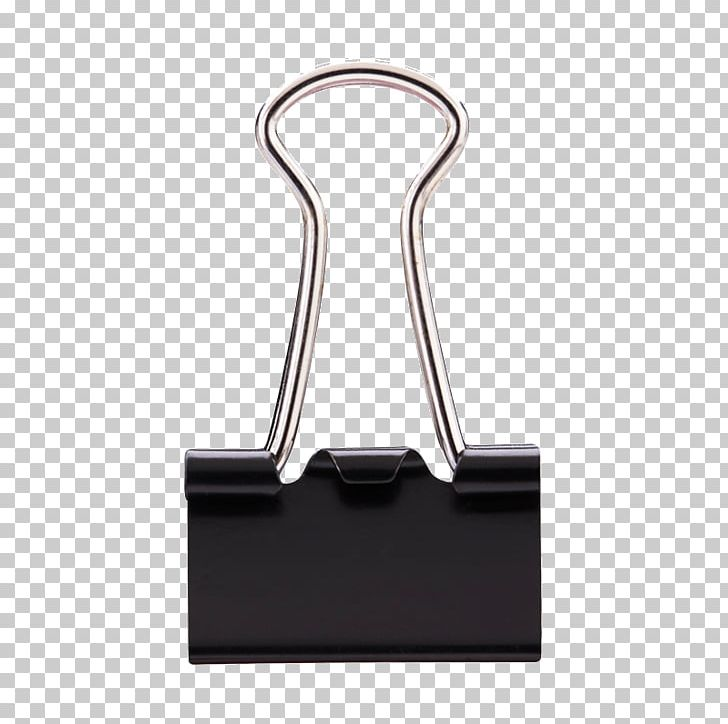 Paper Clip Binder Clip Ring Binder Office Supplies PNG.