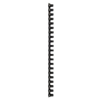 Office Depot Binding Combs 16.0 mm Allow full opening of 360 A4 Black 100  Pieces.