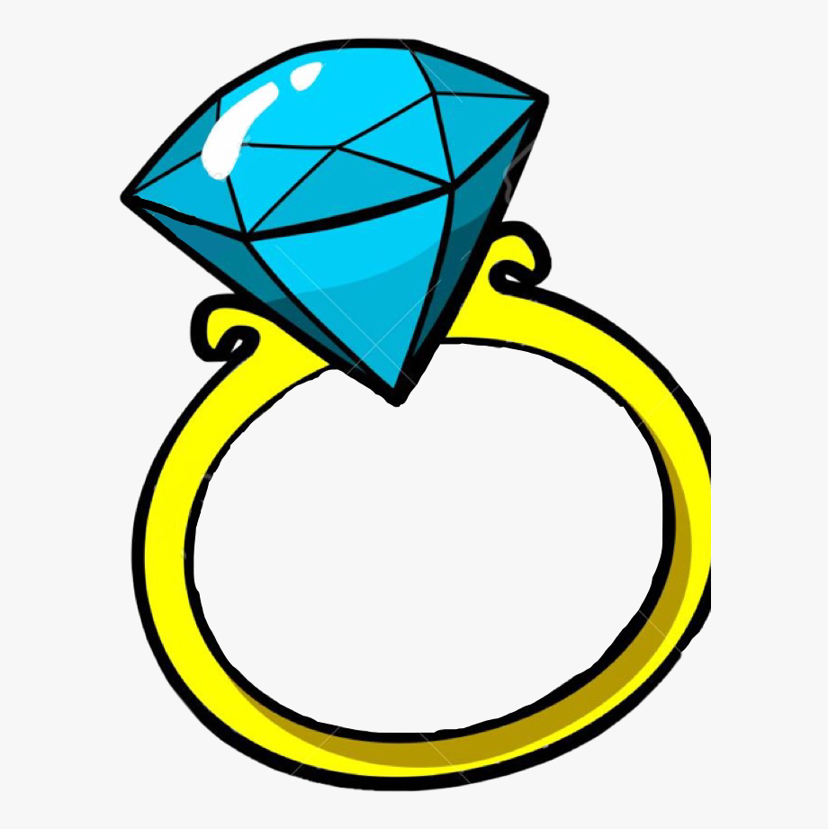 ring #dimond #diamond #blue #rings #marry #clipart.