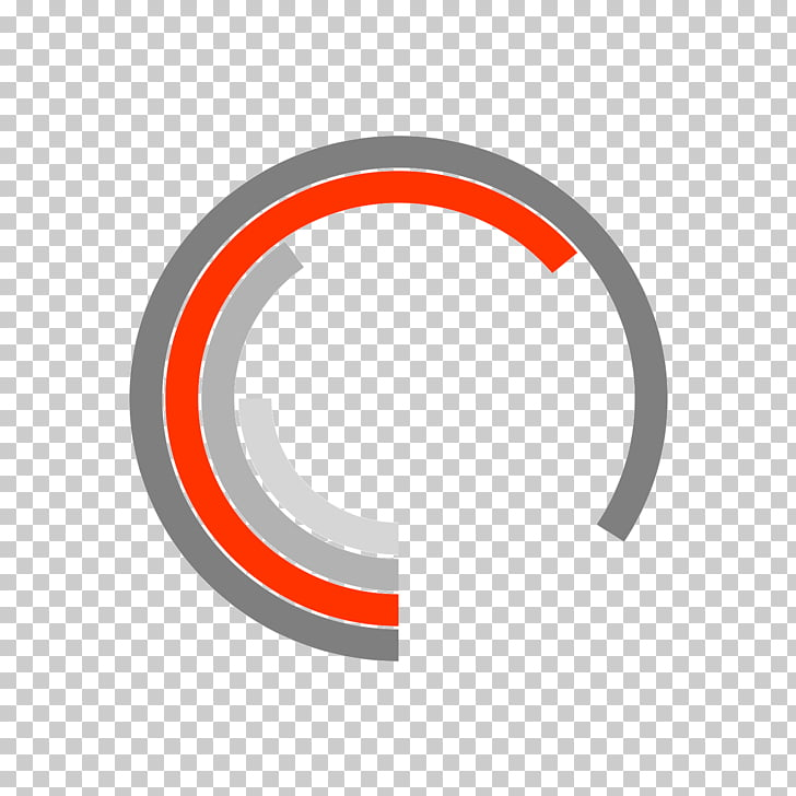Circle Area Brand Logo, Color ring PNG clipart.