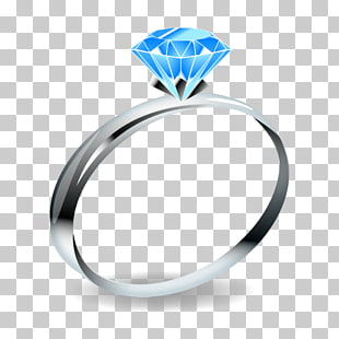 733 vector Diamond Ring PNG cliparts for free download.