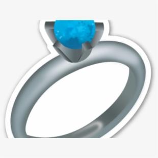Drawn Ring Ring Emoji.