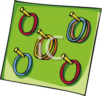 Tp toss game clipart.