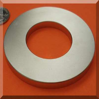 Neodymium Ring & Tube Rare Earth Magnets.